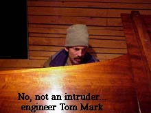 Engineer Tom Mark