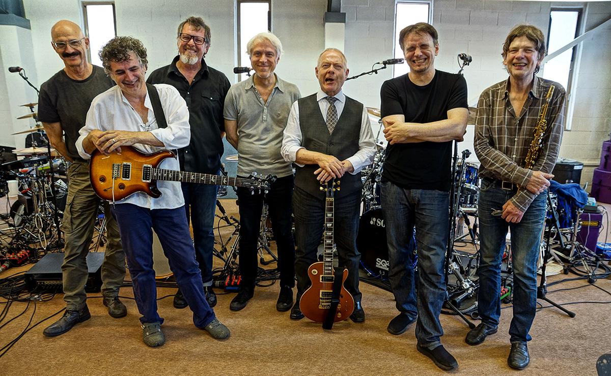 King Crimson - U S A