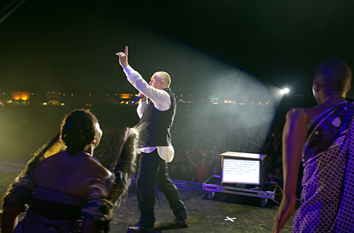 Peter Gabriel - Summer 2003 (07.06.03 Montreal, QC)