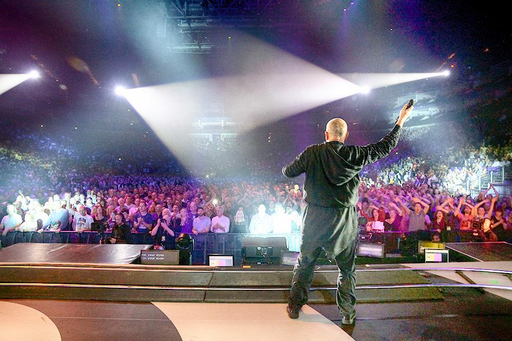 Peter Gabriel Back to Front Tour 2013