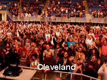 クリーブランドの聴衆たち